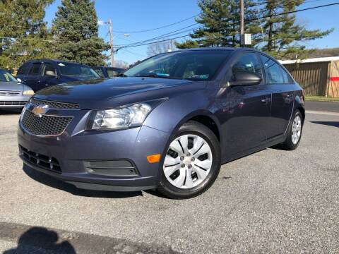 2014 Chevrolet Cruze for sale at Keystone Auto Center LLC in Allentown PA