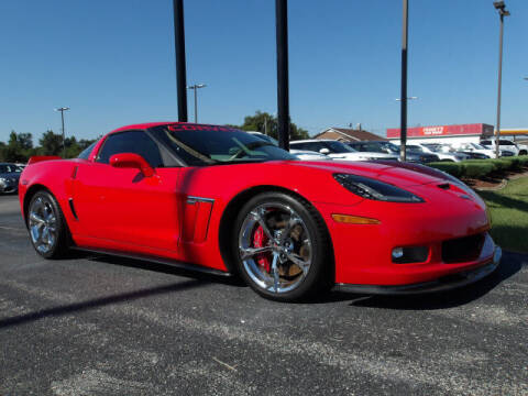 2012 Chevrolet Corvette for sale at TAPP MOTORS INC in Owensboro KY