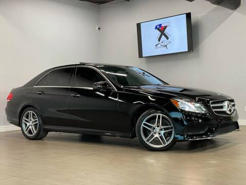 2016 Mercedes-Benz E-Class for sale at TX Auto Group in Houston TX