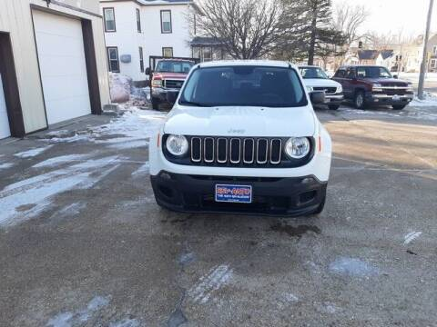 2017 Jeep Renegade for sale at Rev Auto in Clarion IA