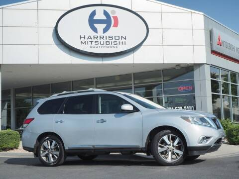 2014 Nissan Pathfinder for sale at Harrison Imports in Sandy UT