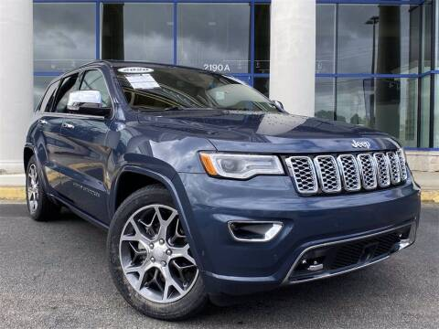 2020 Jeep Grand Cherokee for sale at Southern Auto Solutions - Capital Cadillac in Marietta GA