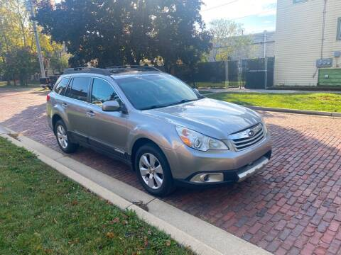 2010 Subaru Outback for sale at RIVER AUTO SALES CORP in Maywood IL