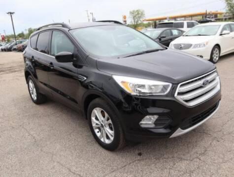 2018 Ford Escape for sale at Ed Koehn Chevrolet in Rockford MI