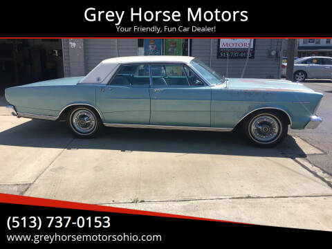1966 Ford Galaxie 500 for sale at Grey Horse Motors in Hamilton OH