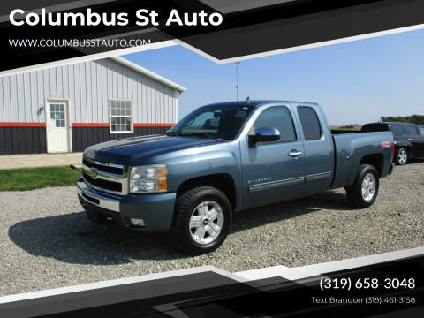 2010 Chevrolet Silverado 1500 for sale at Columbus St Auto in Crawfordsville IA