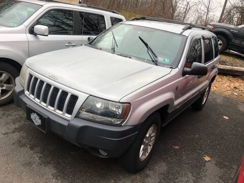 2004 Jeep Grand Cherokee for sale at 22nd ST Motors in Quakertown PA