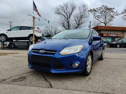 2012 Ford Focus for sale at Lamarina Auto Sales in Dearborn Heights MI