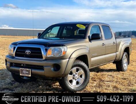 2010 Toyota Tacoma for sale at Premier Auto Group in Union Gap WA