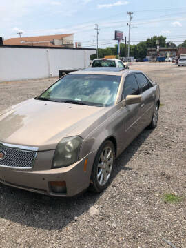 2006 Cadillac CTS for sale at Wolff Auto Sales in Clarksville TN
