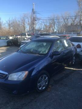 2006 Kia Spectra for sale at Indy Motorsports in St. Charles MO