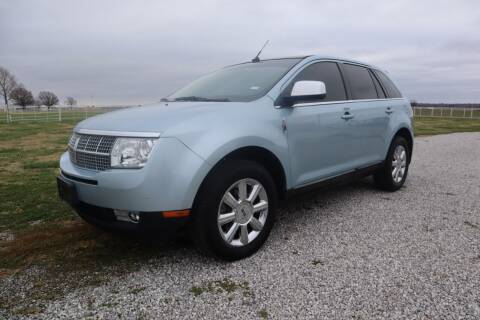 2008 Lincoln MKX for sale at Liberty Truck Sales in Mounds OK