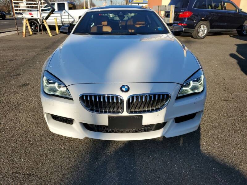 2016 BMW 6 Series for sale at OFIER AUTO SALES in Freeport NY