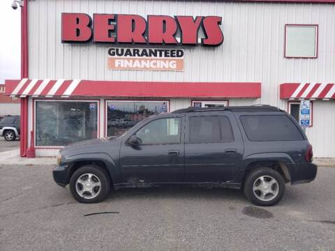 2006 Chevrolet TrailBlazer EXT for sale at Berry's Cherries Auto in Billings MT