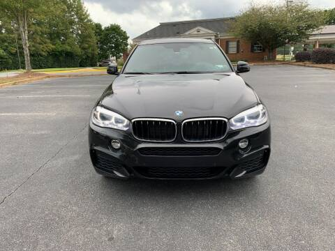 2016 BMW X6 for sale at SMZ Auto Import in Roswell GA