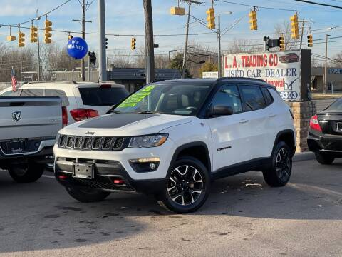 2020 Jeep Compass for sale at L.A. Trading Co. in Woodhaven MI