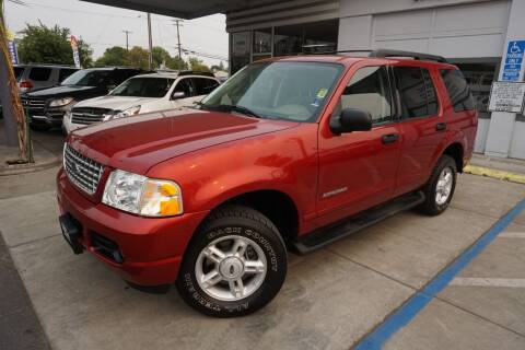 2005 Ford Explorer for sale at Industry Motors in Sacramento CA