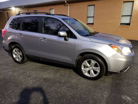 2015 Subaru Forester for sale at Wheel Tech Motor Vehicle Sales in Maylene AL