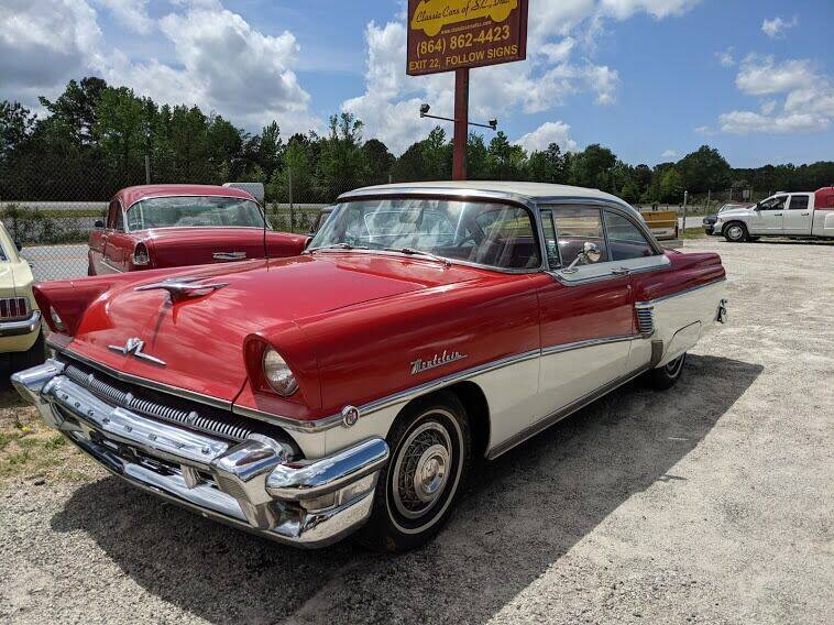 1956 Mercury Montclair for sale in Gray Court, SC