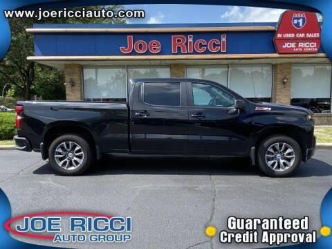 2020 Chevrolet Silverado 1500 for sale at JOE RICCI AUTOMOTIVE in Clinton Township MI