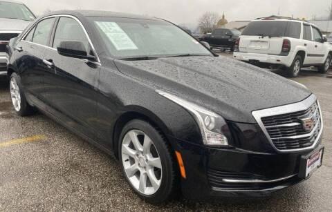 2016 Cadillac ATS for sale at Rayyan Auto Mall in Lexington KY