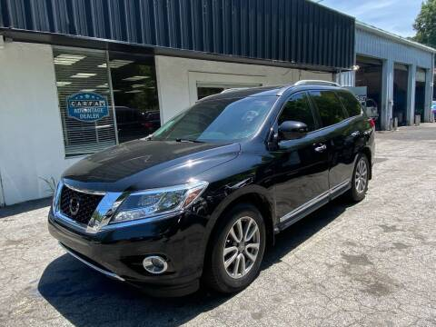 2015 Nissan Pathfinder for sale at Car Online in Roswell GA