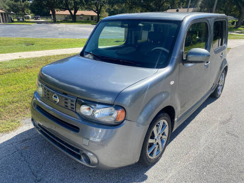 2011 Nissan cube for sale at P J Auto Trading Inc in Orlando FL