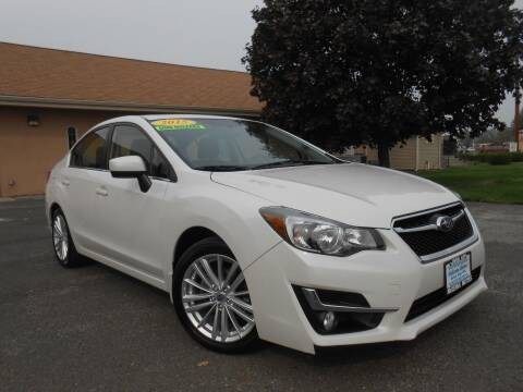 2015 Subaru Impreza for sale at McKenna Motors in Union Gap WA