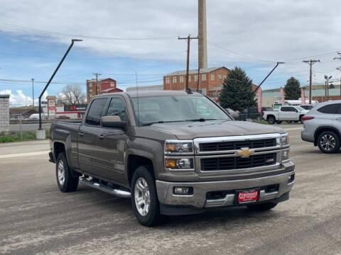 2015 Chevrolet Silverado 1500 for sale at Rocky Mountain Commercial Trucks in Casper WY