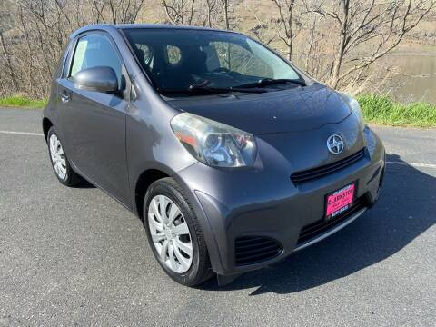 2014 Scion iQ for sale at Clarkston Auto Sales in Clarkston WA
