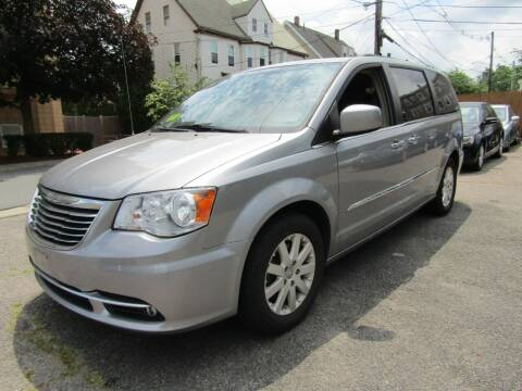 2015 Chrysler Town and Country for sale at Boston Auto Sales in Brighton MA