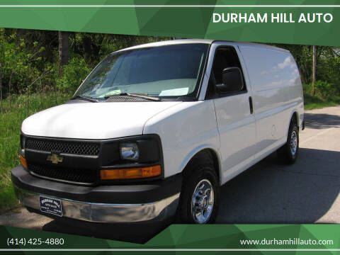 2017 Chevrolet Express Cargo for sale at Durham Hill Auto in Muskego WI