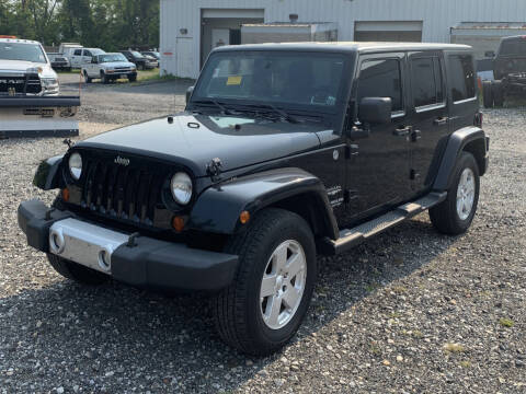 2011 Jeep Wrangler Unlimited for sale at MFT Auction in Lodi NJ