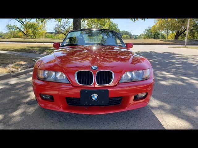1998 BMW Z3 for sale at Euro-Tech Saab in Wichita KS