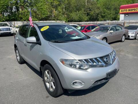2010 Nissan Murano for sale at Auto Revolution in Charlotte NC
