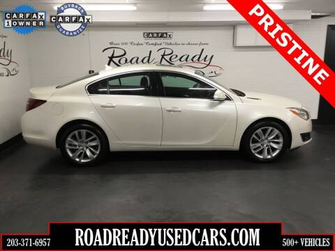 2014 Buick Regal for sale at Road Ready Used Cars in Ansonia CT
