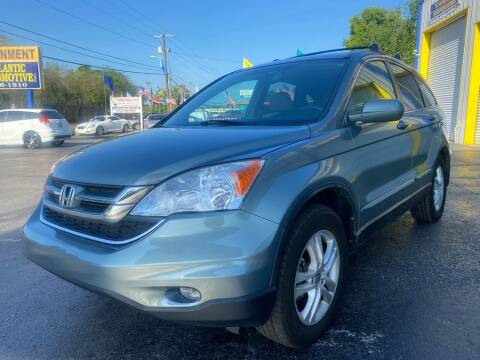 2010 Honda CR-V for sale at RoMicco Cars and Trucks in Tampa FL