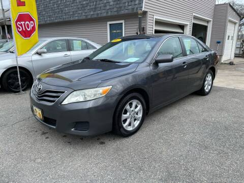 2011 Toyota Camry for sale at JK & Sons Auto Sales in Westport MA