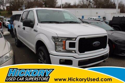 2019 Ford F-150 for sale at Hickory Used Car Superstore in Hickory NC