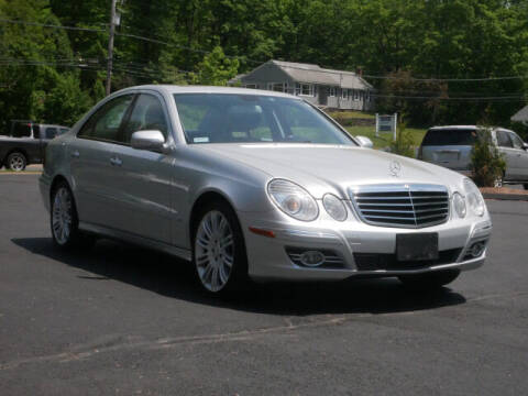 2007 Mercedes-Benz E-Class for sale at Canton Auto Exchange in Canton CT