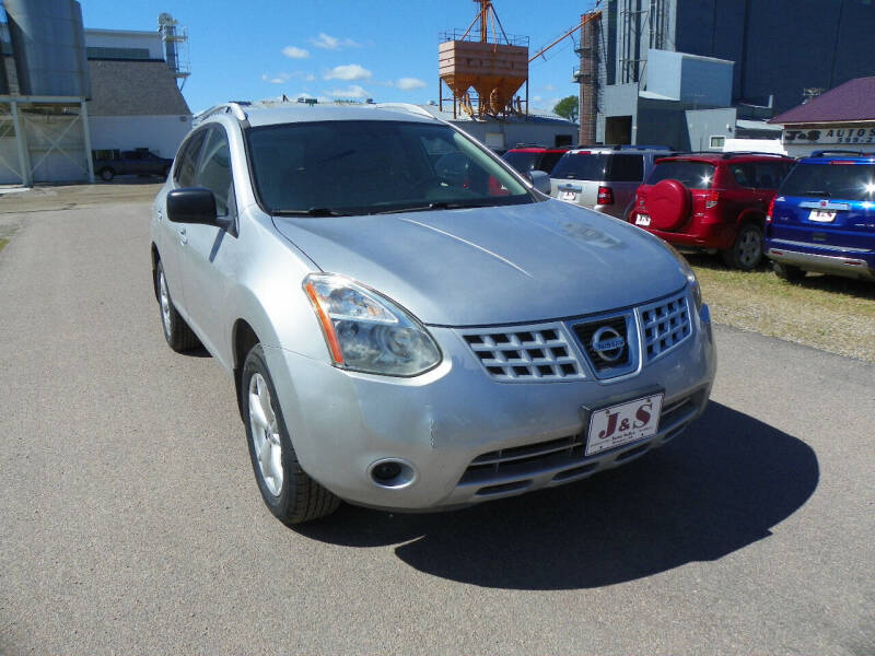 2008 Nissan Rogue for sale at J & S Auto Sales in Thompson ND