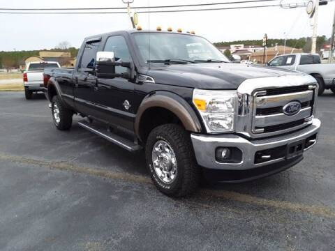 2016 Ford F-350 Super Duty for sale at Strosnider Chevrolet in Hopewell VA