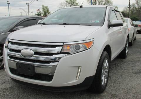 2013 Ford Edge for sale at Express Auto Sales in Lexington KY