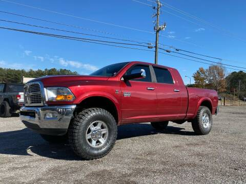 2012 RAM Ram Pickup 2500 for sale at 216 Auto Sales in Mc Calla AL