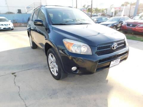 2007 Toyota RAV4 for sale at AMD AUTO in San Antonio TX