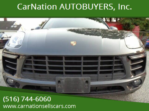 2018 Porsche Macan for sale at CarNation AUTOBUYERS Inc. in Rockville Centre NY