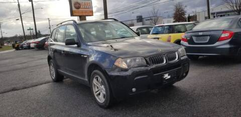 2006 BMW X3 for sale at Cars 4 Grab in Winchester VA