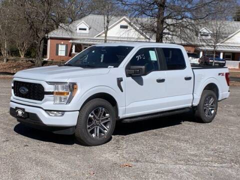 2021 Ford F-150 for sale at FAYETTEVILLEFORDFLEETSALES.COM in Fayetteville GA