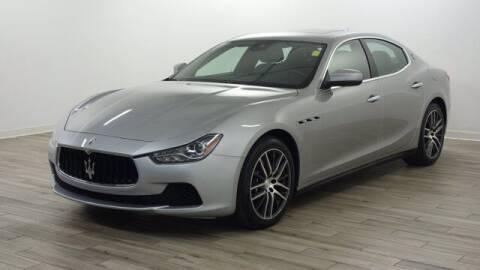 2017 Maserati Ghibli for sale at TRAVERS GMT AUTO SALES - Traver GMT Auto Sales West in O Fallon MO