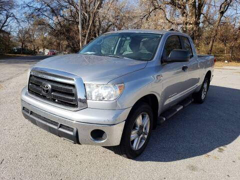 2011 Toyota Tundra for sale at Auto Hub in Grandview MO
